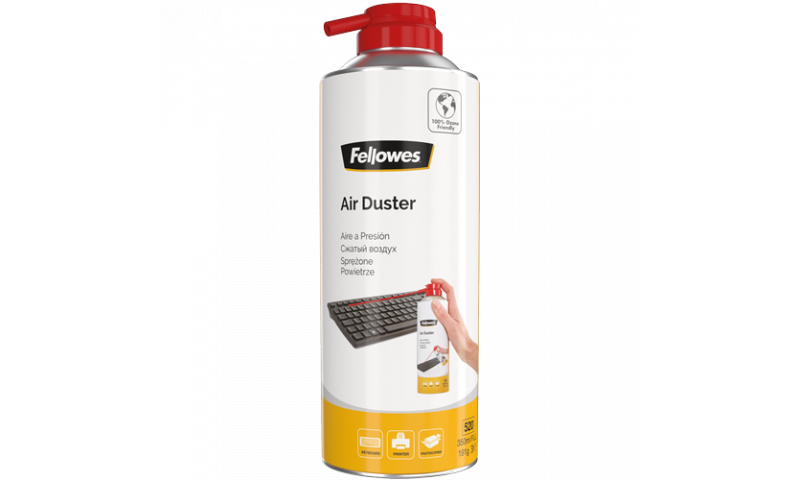 Fellowes HFC Free Air Duster Can, 350ml fill (New Lower Price for 2021)