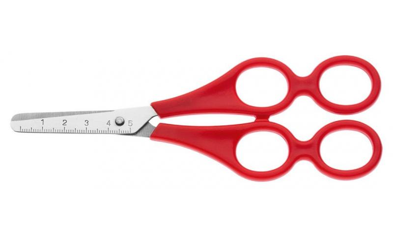 Westcott Childrens Training Scissors, 130mm Blunt Tip, Special Handles