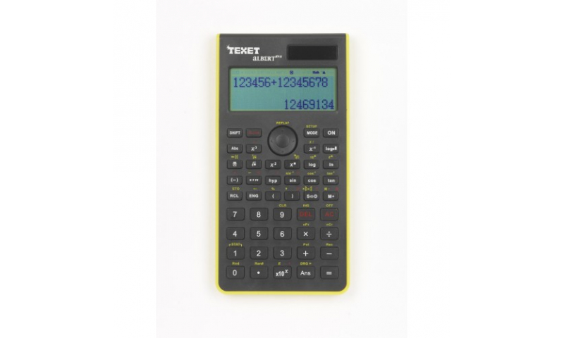 Texet Advanced 10 + 2 Digit Scientific Calculator (New Lower Price for 2021)