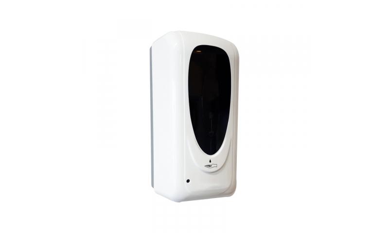 Professional Automatic Handsfree Wall Mounted Dispenser, 1 Litre Bulk Fill