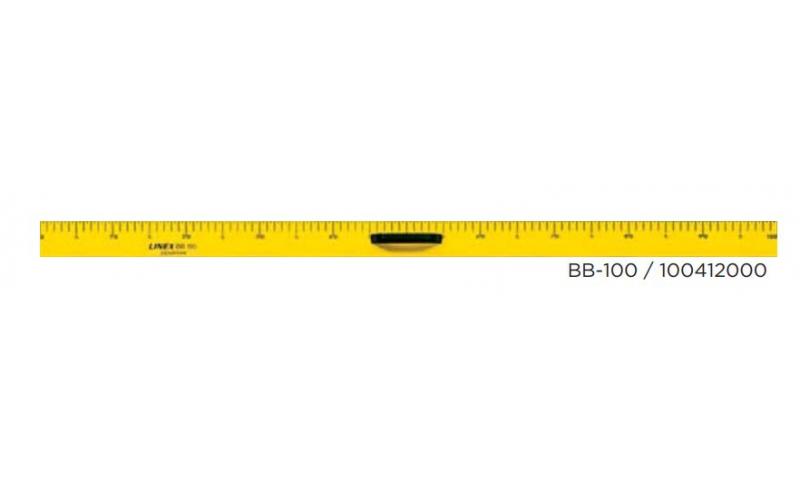 Linex Jumbo Black Board Ruler 100cm (New Lower Price for 2021)