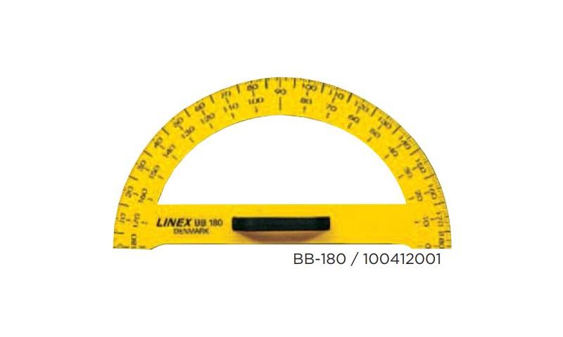Linex Jumbo Board Protractor, 340mm Long