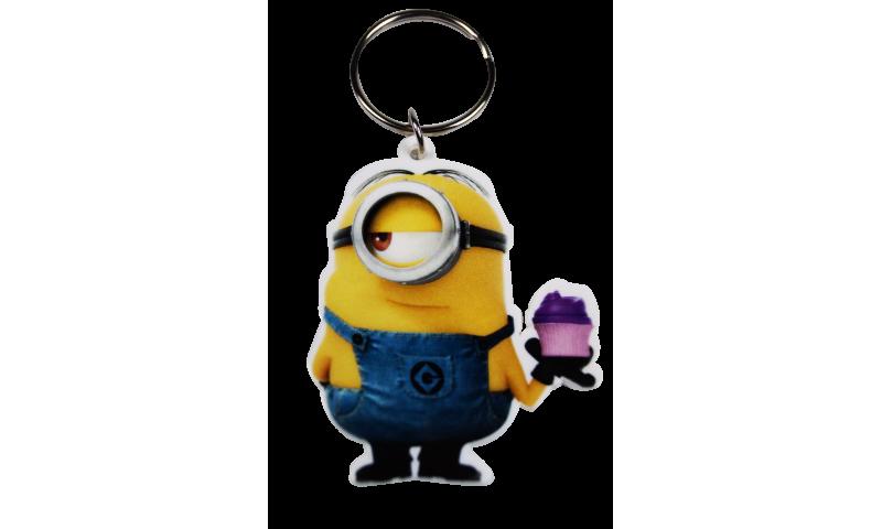 Bespoke Character Plastic Keyring