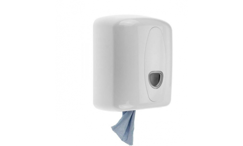 Professional Standard Centre Feed Blue Roll Wall Mounted Dispenser