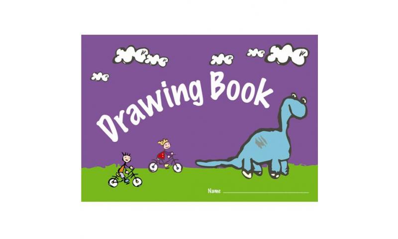 IVY A4 Drawing Book - Zero VAT