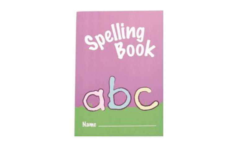 IVY Spelling Book - Zero VAT