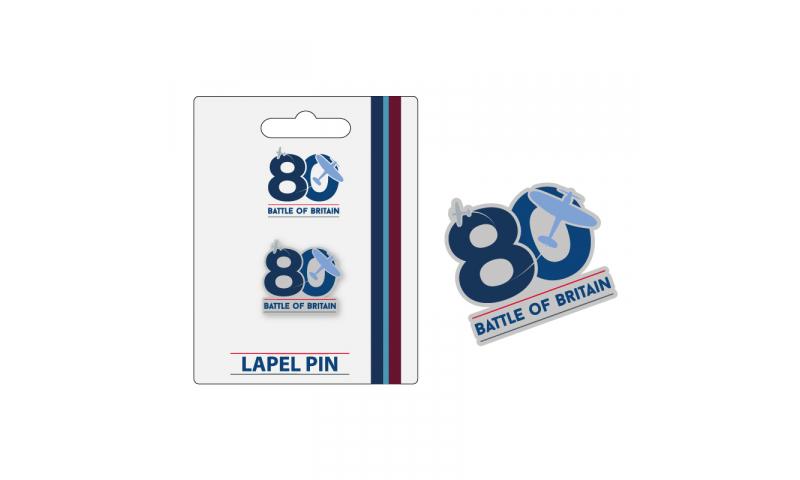 Battle of Britain Metal Enamel Lapel Pin