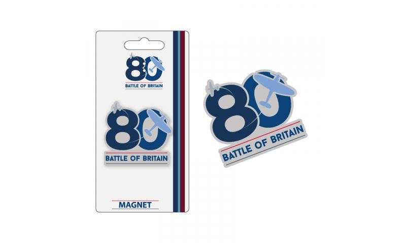 Battle of Britain Metal Enamel Magnet