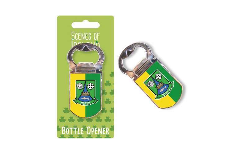 Meath Bottle Opener - Crest Design