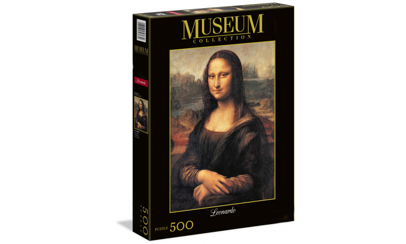 Boxed Jigsaw Puzzles 500pc