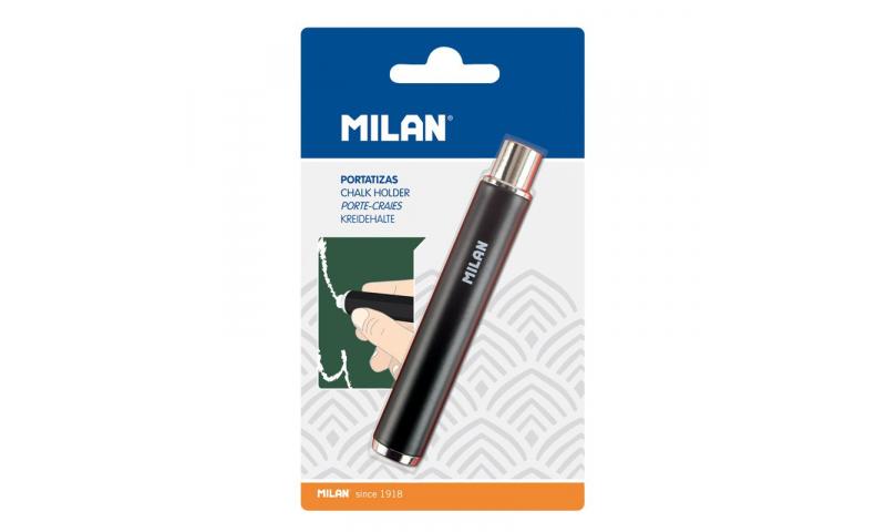 Milan Teachers Mechanical Chalk Holder Metal