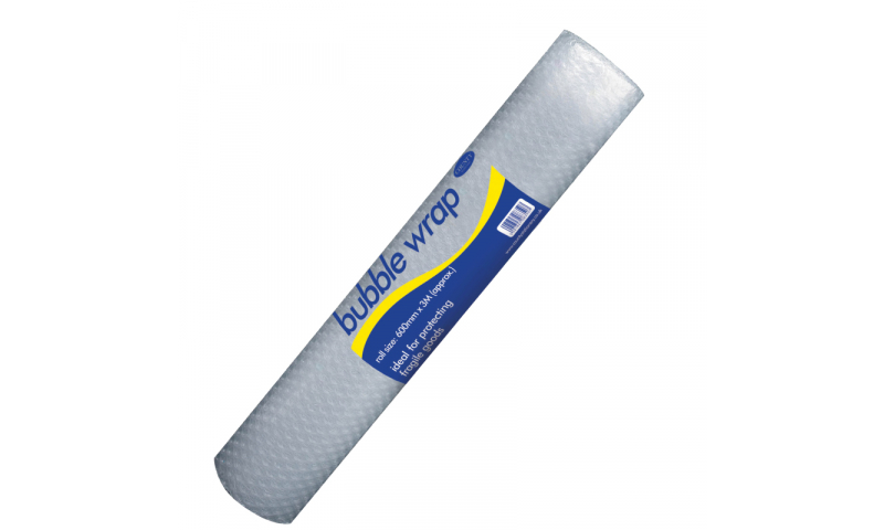 County Stationery Bubble Wrap Rolls 60cm x 3mtr (New Lower Price for 2021)