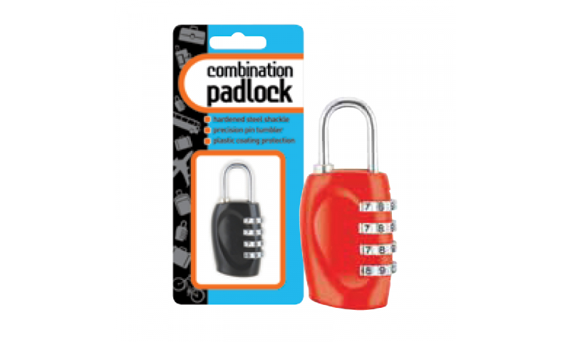 County Stationery Steel Combination Lock, 4 Numbers New Lower Price for 2021)