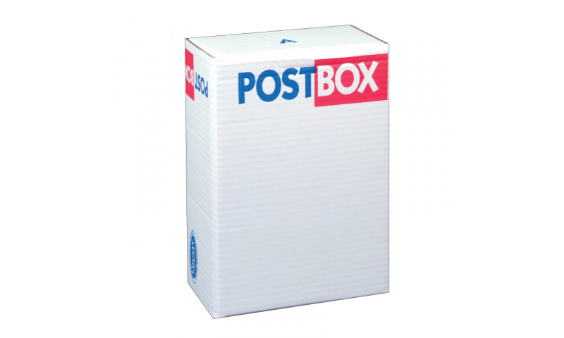 County Stationery Post Box Small Deep 275x190x100mm (New Lower Price for 2021)
