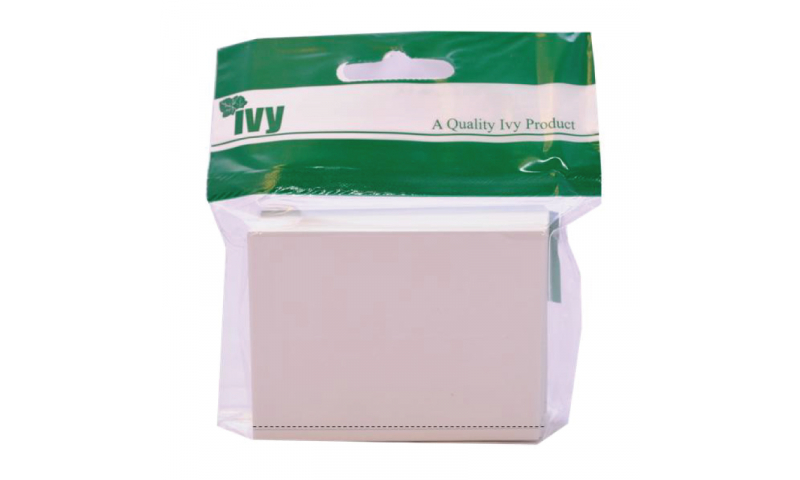 Ivy White Place Cards 73x56mm, 50pk