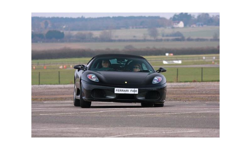 Ferrari Driving Blast