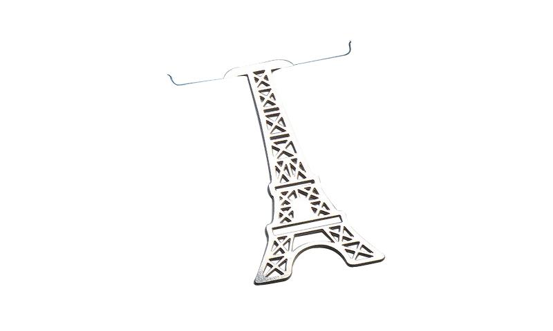Bespoke Metal Bookmark