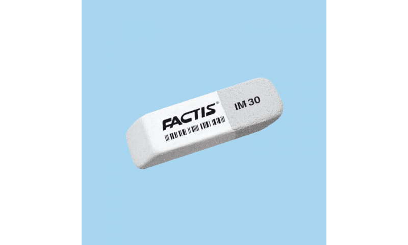 Factis IM30 Ink & Pencil Dual use eraser (New Lower Price for 2021)