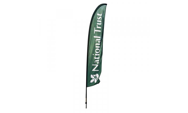 Sail Flag Banner 2mtr