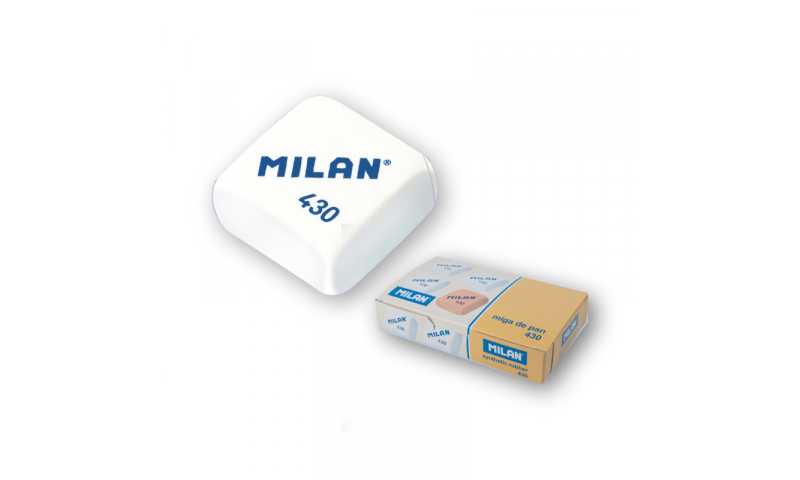 Milan Soft Pencil Eraser 430 (Refill for all Compact Sharpenerasers)