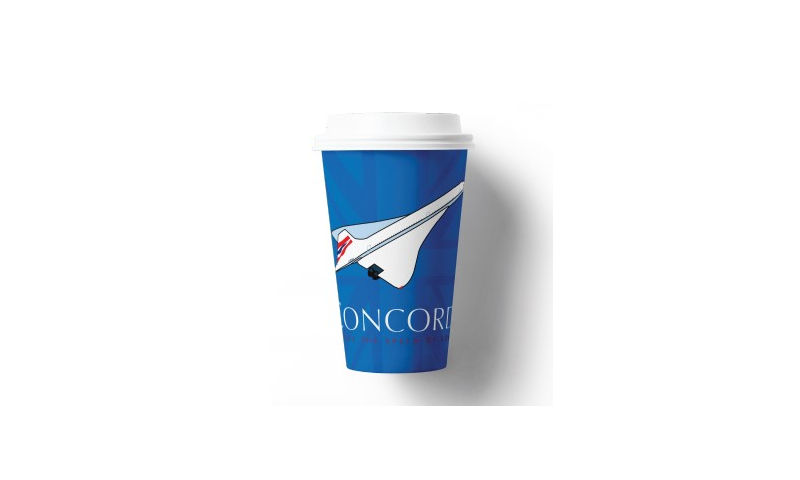 Concorde Americano Mug