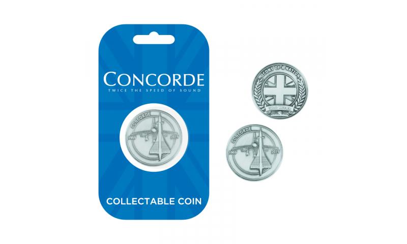 Concorde Collectable Coins