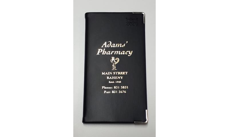 Soft Veleta Slim Pocket Diary 2022, Week to View, Quality Paper, Gilt Edges, Gilt Corners, Ribbon Marker