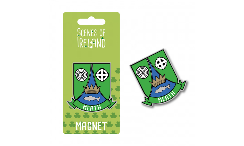 Meath County Crest Magnet