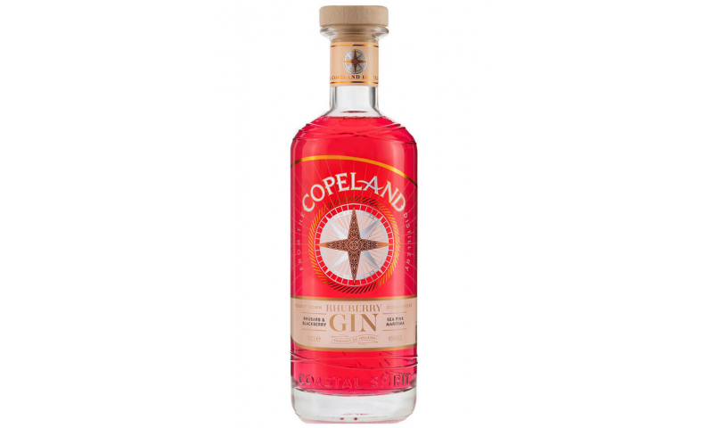 Copeland Rhuberry Gin 70cl