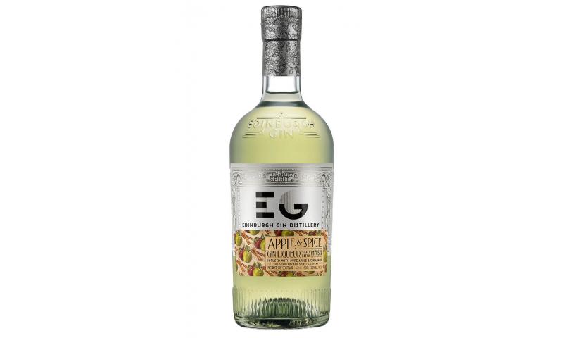 Edinburgh Apple & Spice Gin Liqueur 50cl