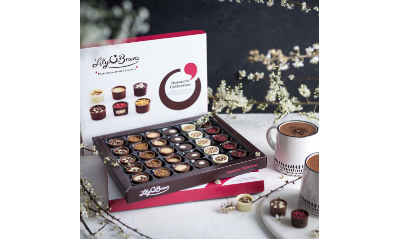 Lily O'Briens Chocolate Desserts Collection 30 Chocolates