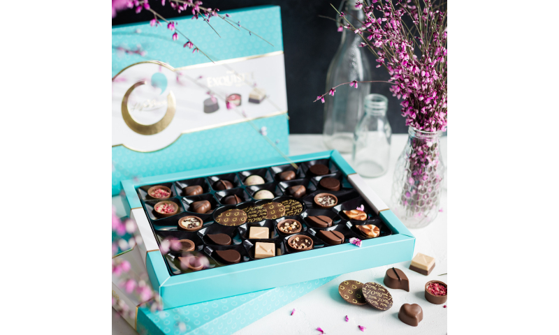 Lily O'Brien's The Exquisite Edition, 30 Chocolates
