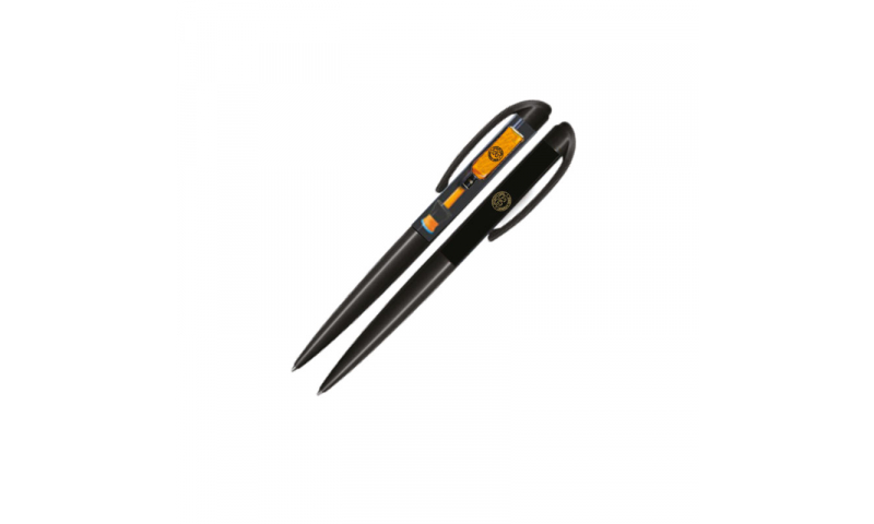 Trendy Active Motion Pen, Liquid Filled  with Bespoke Floater