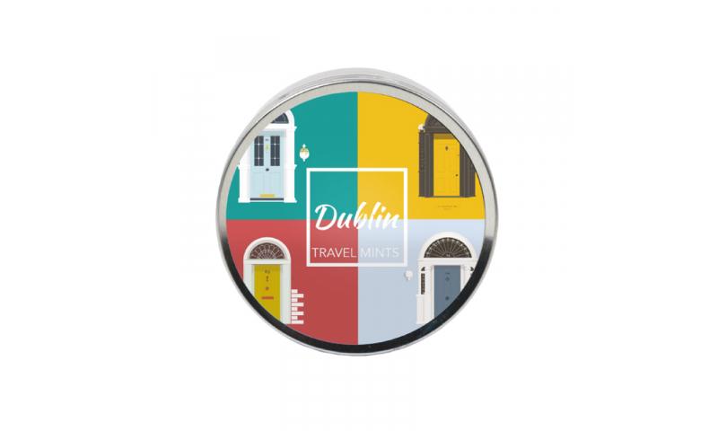 Dublin Doors  Travel Mints in Tin 200g