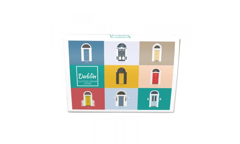 Dublin Doors Clotted Cream Fudge 150g Box