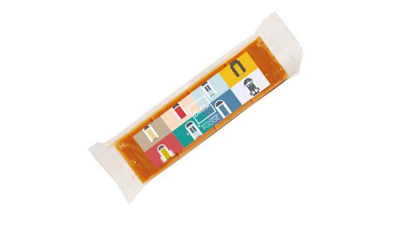 Dublin Doors  Caramel & Sea Salt Fudge Bar 100g