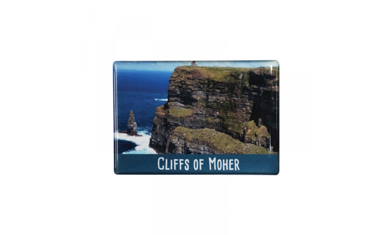 Cliffs of Moher Photo Magnet - North Face