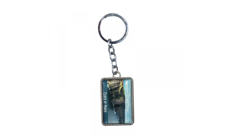 Cliffs of Moher Photo Keyring