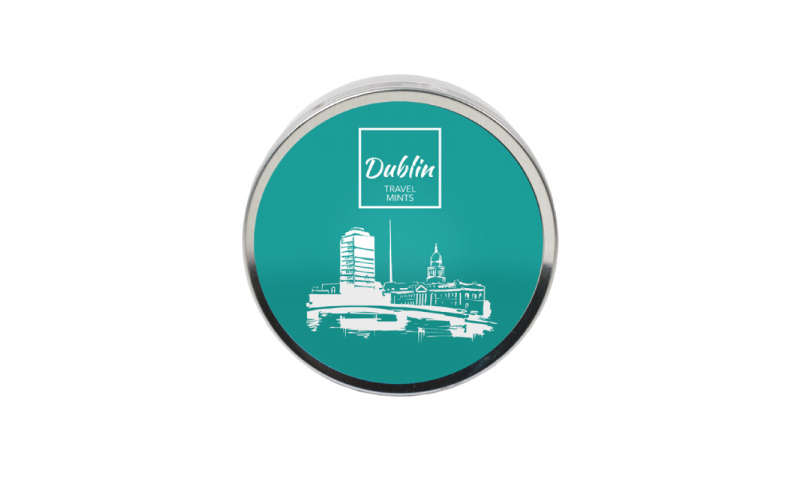 Dublin Travel Mints in Tin 200g