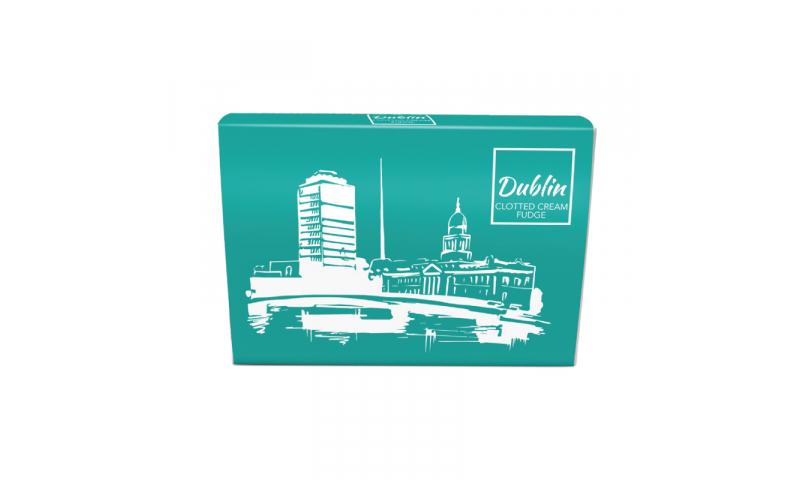 Dublin Clotted Cream Fudge 150g Box