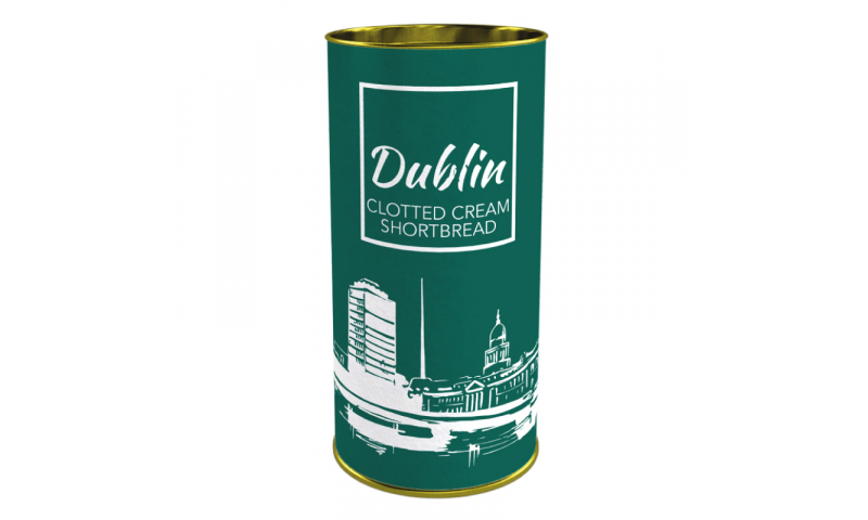 Dublin Clotted Cream Shortbread 200g