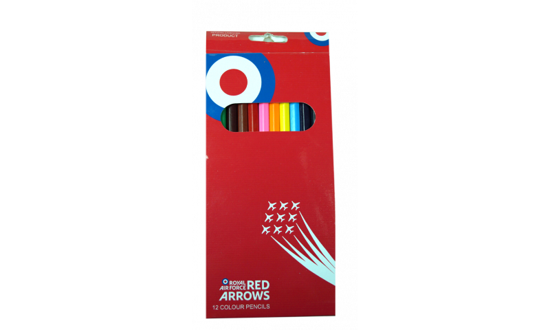 12pk Colouring Pencils
