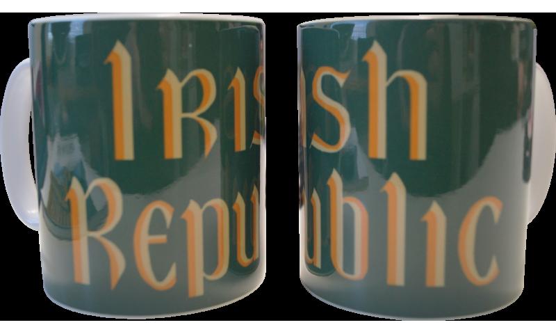 Proclamation Irish Republic Ceramic Mug