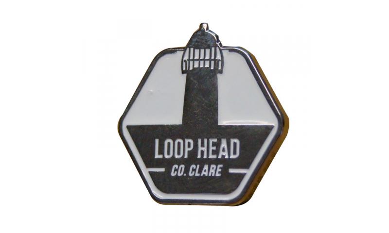 Bespoke Metal Lapel Pin Hard  Enamel