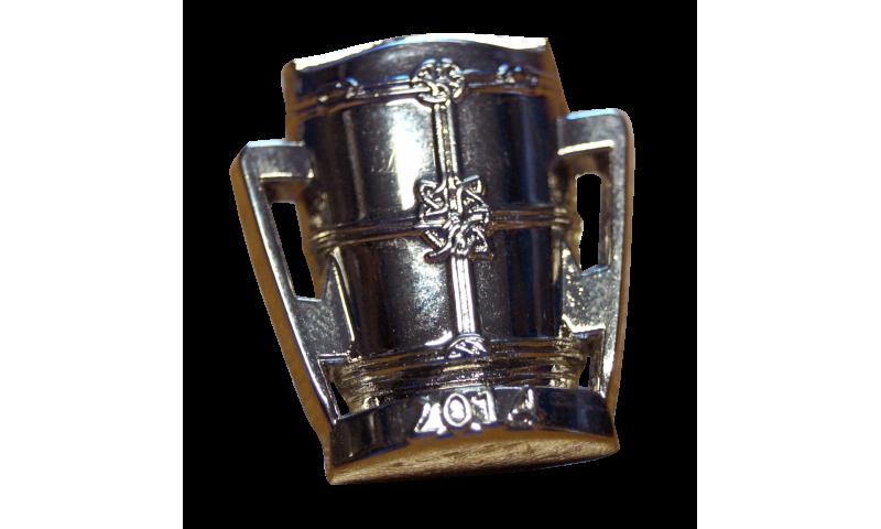 Bespoke Metal Lapel Pin 3D Metal