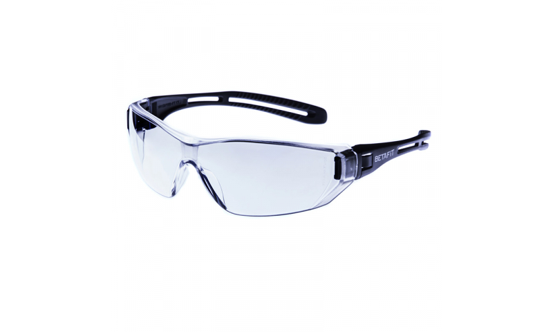 Torino Clear, Anti-Scratch Safety Glasses (In Stock Now)