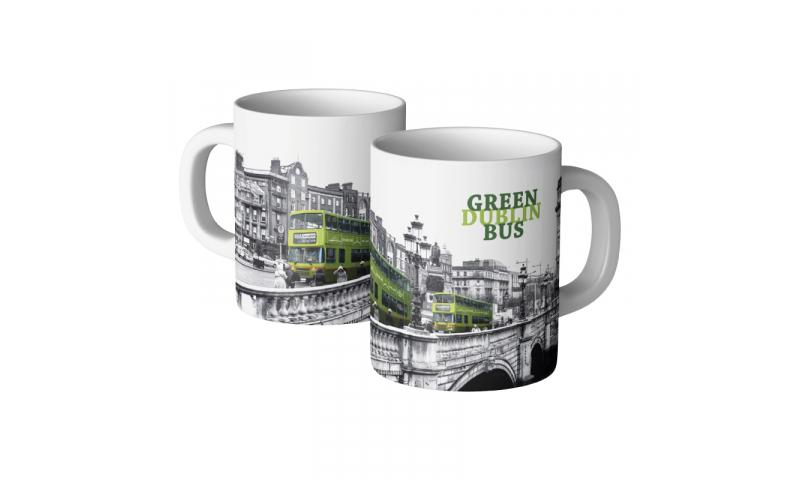 Dublin Bus Ceramic  Mug