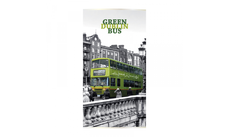 Dublin Bus 200g Tube Biscuits