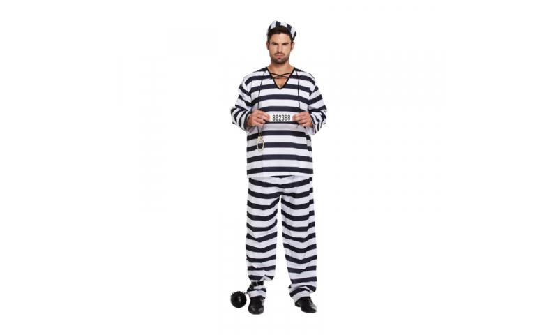 Prisoner Dress Up Set, Bespoke Packaging *