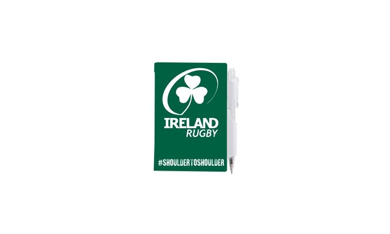 Irish Rugby Rigilock A7 Notebook